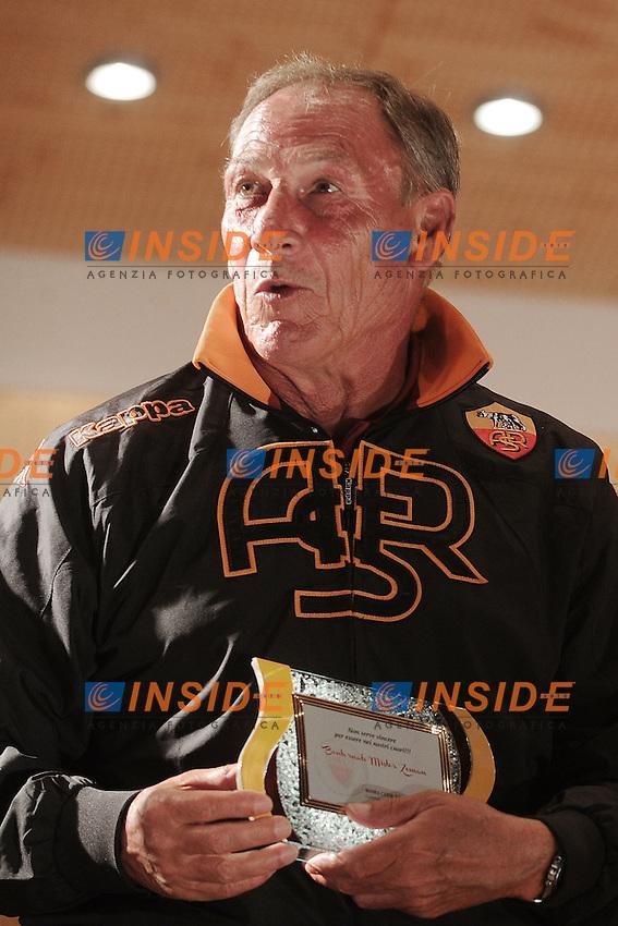 Zdenek Zeman.Riscone di Brunico (BZ) 12/07/2012 .Football Calcio 2012/2013 .Foto Insidefoto Christian Mantuano