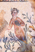 Ancient Roman mosaics at the Villa Romana del Casale, Sicily, Italy Pictures, Photos, Images & fotos