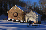 D12096737_Stone_Barn_Winter_PA<br />