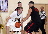 Guerin Boys Varsity Basketball vs. Terre Haute South 1-12-13