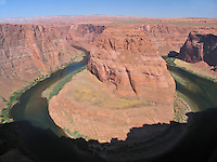Horseshoe Bend near Page, Arizona, USA
