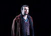 La Boheme <br /> by Puccini <br /> English Touring Opera at the Hackney Empire, London, Great Britain <br /> rehearsal <br /> 11th March 2015 <br /> <br /> David Butt Philip as Rodolfo <br /> <br /> <br /> <br /> <br /> <br /> Photograph by Elliott Franks <br /> Image licensed to Elliott Franks Photography Services