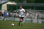 Sandhausen 03.05.2008, Christian Beisel (SV Sandhausen) beim Spiel in der Regionalliga SV Sandhausen - SC Pfullendorf<br /> <br /> Foto &copy; Rhein-Neckar-Picture *** Foto ist honorarpflichtig! *** Auf Anfrage in h&ouml;herer Qualit&auml;t/Aufl&ouml;sung. Belegexemplar erbeten.