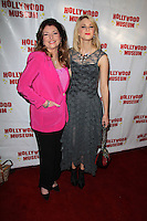 Morgan Brittany and daughter Katie Gill<br />