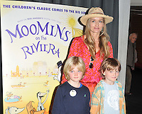 """MAY 17 """"Moomins On The Riviera"""" UK film premiere"""