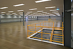 Interior photograph, Toll/Ipec in2store, Monaro Industrial Estate, for Walker Corporation