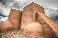 Ranchos de Taos - St Francis de Asis  - New Mexico (color)