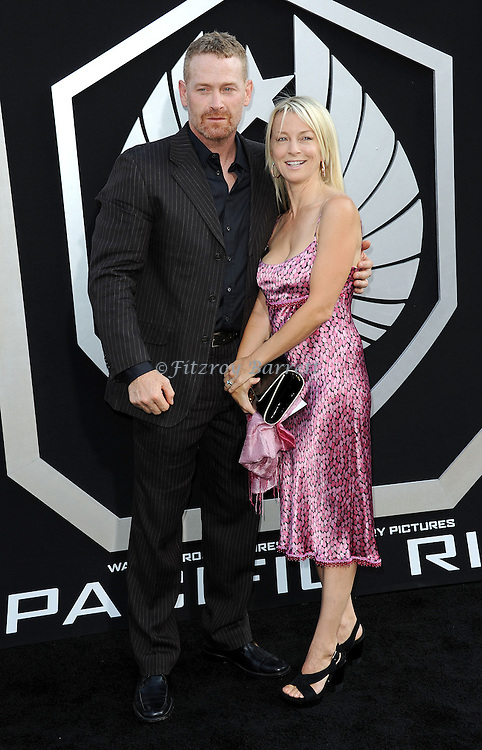 Max Martini with hot, beautiful, cute, Wife Kim Restell