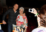 Sean Carrigan & fans - The Young and The Restless - Genoa City Live celebrating over 40 years with on February 27. 2016 at The Lyric Opera House, Baltimore, Maryland on stage with questions and answers followed with autographs and photos in the theater.  (Photo by Sue Coflin/Max Photos)