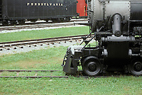 Strasburg railroad museum, Lancaster county PA, Pennsylvania.  Major tourist attraction.