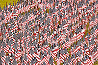 9/11 memorial - American Flags of Remembrance