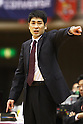 Takuya Kita Head coach (Brave Thunders), October 14, 2011 - Basketball : JBL 2011-2012 ..match between Toshiba Brave Thunders 42-89 Hitachi Sunrockers at Kawasaki Todoroki Arena, Kanagawa, Japan. (Photo by Daiju Kitamura/AFLO SPORT) [1045]