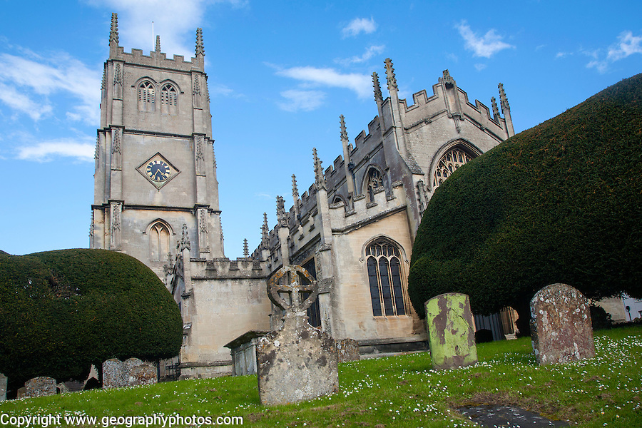 St Mary The Virgin Church Calne, Wiltshire, England