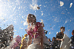 6th annual Pillow Fight Day in NYC