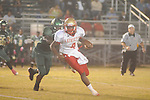 Lafayette High's Brandon Mack (4) runs vs. Tunica Rosa Fort Tunica, Miss. on Friday, October 7, 2011. Lafayette won 43-6.