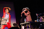 Julie Klauser, Martha Plimpton - How Was Your Week Live - The Bell House, Brooklyn - June 27, 2012