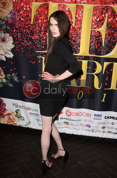 Kira Crash<br /> at the 2017 Official Transgender Erotica Awards TEA Pre-Party, Avalon, Hollywood, CA 03-04-17<br /> David Edwards/DailyCeleb.com 818-249-4998