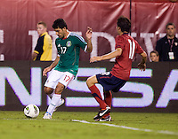 Antonio Naelson, Jose Torres. The USMNT tied Mexico, 1-1, during their game at Lincoln Financial Field in Philadelphia, PA.