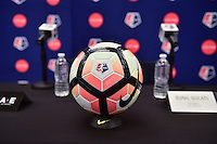 NWSL and A+E Networks Press Conference, February 2, 2017