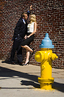 Jim &amp; Kristina, Ybor Engagement Photos, Tampa Wedding Photography