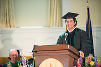 Jeffrey McLaren. Commencement, class of 2013.