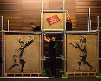"24.04.2014 - ""Stealing Banksy?"""