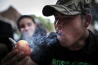 Día Mundial Marihuana / Marijuana World Day, 2016. Bogotá, Colombia, 07-05-2016