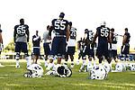 2016 BYU Football - Practice 8-10