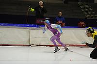 SCHAATSEN: HEERENVEEN: 25-10-2014, IJsstadion Thialf, Trainingswedstrijd schaatsen, Michel Mulder, ©foto Martin de Jong