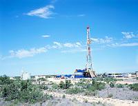 OIL DRILLING &amp; PUMPING<br /> Drilling rig (Derrick)<br /> Hobbs, NM