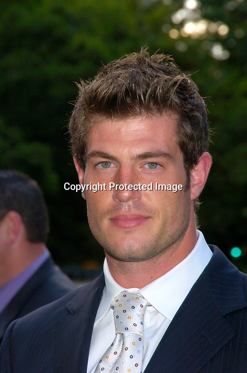jesse palmer shirtless
