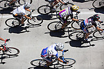 Hundreds of cyclists participate in the Foothill College Circuit Race July 14.