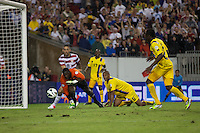 U.S. Men's National Team vs. Antigua & Barbuda - 2014 FIFA World Cup Qualifier Friday, June 8, 2012 .Raymond James Stadium; Tampa, Fla..