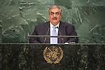 Bahrain<br /> H.E. Mr. Shaikh Khalid Bin Ahmed Al-Khalifa<br /> Minister for Foreign Affairs<br /> <br /> <br /> <br /> General Assembly Seventy First Session: 23rd plenary meeting