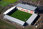 Aerial: City of Salford Community Stadium