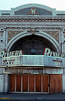 Movie Theatres: St. Paul MN--Riviera Theatre, 1911. Derived from Beaux Arts Classical of 1904 Fair. Mark Fitzpatrick