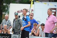 KAATSEN: LEEUWARDEN: 20-07-2014, Rengersdag, Tjisse Steenstra, ©foto Martin de Jong