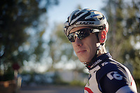 Lotto-Belisol trainingcamp.Benicassim, january 2013