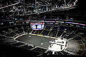 View on Staples Center during ice-hockey match between Los Angeles Kings and Colorado Avalanche in NHL league, February 26, 2011 at Staples Center, Los Angeles, USA. (Photo By Matic Klansek Velej / Sportida.com)