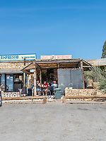 La Posada Milagro Espresso Cafe in Terlingua. Another place we will have to try next time we come.