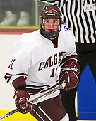 Christian Long (Colgate - 11) - The host Colgate University Raiders defeated the Army Black Knights 3-1 in the first Cape Cod Classic on Saturday, October 9, 2010, at the Hyannis Youth and Community Center in Hyannis, MA.