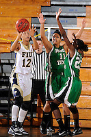 FIU Women's Basketball v. North Texas (2/6/10)(Partial)