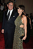 Mike Ovitz and Tamara Mellon attends  the Metropolitan Museum of Art Costume Institute Beneift celebrating the opening of  PUNK: Chaos .to Couture on May 6, 2013 in New York City.