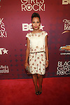Scandal Actress and Honoree Kerry Washington Wearing A Marchesa dress, Christian Louboutin pumps, and a clutch by Anndra Neen Attends BLACK GIRLS ROCK! 2012 Held at The Loews Paradise Theater in the Bronx, NY  10/13/12
