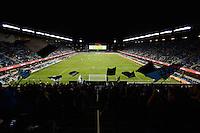 San Jose, CA - Saturday, March 04, 2017: Avaya Stadium during a Major League Soccer (MLS) match between the San Jose Earthquakes and the Montreal Impact at Avaya Stadium.