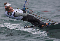 49er.USA. Moore Trevor.49er.USA.Storck Erik.2012 Olympic Games .London / Weymouth
