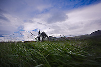 The churh at B&uacute;&eth;ir Sn&aelig;fellsnes