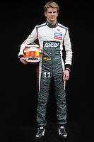SAUBER F1 TEAM GERMAN DRIVER, NICO HULKENBERG. .Melbourne 16/03/2013 .Formula 1 Gp Australia.Foto Insidefoto.ITALY ONLY .Posato Ritratto Pilota