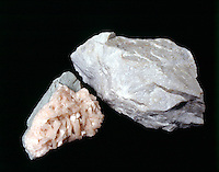 DOLOMITE- Metamorphic rock &amp; crystal specimens<br />