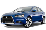 Mitsubishi Lancer Sportback GTS Hatchback 2010 Stock Photos
